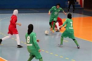 اعلام برنامه مسابقات لیگ برتر فوتسال زنان