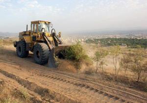 رفع تصرف ۳ هکتار از اراضی ملی در بویراحمد