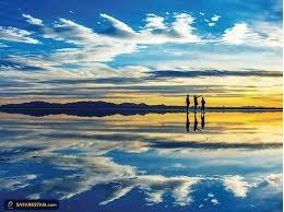 دریاچه ناشناخته ایران در کرمان