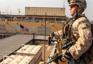 طرح آمریکا برای حمایت از سفارت خود در بغداد