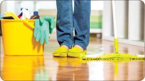 6 اشتباه رایج در زمان نظافت منزل