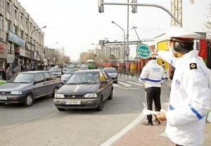 رئیس پلیس راهور تهران: جلوگیری از تردد خودروی نماینده مجلس کاملا قانونی بود
