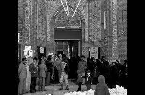 تقویم تاریخ/ برگزاری انتخابات اولین دوره ریاست جمهوری اسلامی ایران
