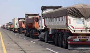 ۷۹۲ هزار تن کالا از مرز مهران به عراق صادر شد