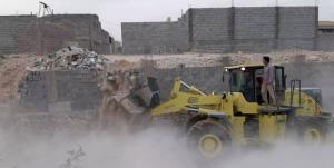 قلعوقمع ۳ هکتار از ساختوسازهای غیرمجاز در بسطام