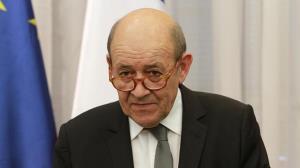 لفاظی دوباره وزیر خارجه فرانسه درباره برنامه هستهای ایران