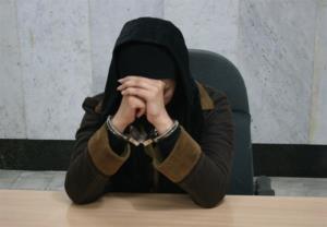 تعقیب و گریز پلیس با دختر فراری سارق