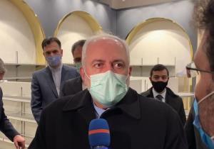 ظریف: از اینکه کشور آذربایجان سرزمینهای خود را بدست آورده، خوشحالیم