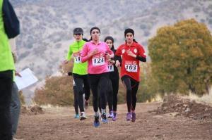 پریسا عرب قهرمان دوی صحرانوردی زنان شد