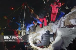 کشف جسد مرد سنندجی گرفتار در غار چالدران