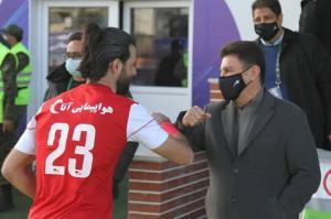 حالا عباسزاده و سیامین گل لیگ برتری