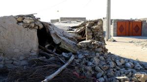 خسارت ۴۹ میلیارد تومانی زلزله در غرب هرمزگان