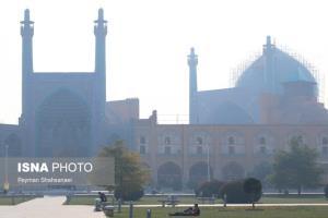 هشدار هواشناسی نسبت به آلودگی هوای ۸ کلانشهر