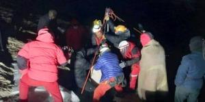 کشف جسد مفقود شدگان در غار بابا احمد چالدران