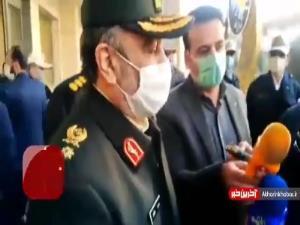 واکنش فرمانده ناجا به جنجال نماینده مجلس
