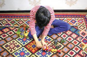 کشف استعداد کودکان با مشاهده بازیهایشان