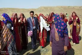 رسم و رسوم جالب عروسی ترکمنها