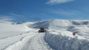 راه ۹ روستای استان زنجان مسدود است