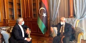 تأکید وزیر خارجه دولت وفاق ملی لیبی بر تقویت مناسبات دوجانبه با ایران