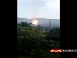 حمله تروریستی به خط لوله شرکت نفت و گاز دولتی ونزوئلا