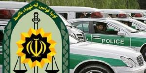 دستگیری ۸ سارق خیابانی در مشهد