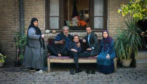 چهرهها/ تصویری متفاوت از امیر کاظمی در سریال باخانمان
