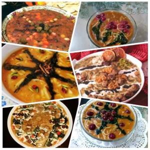 هر استانی به چه غذایی معروف است؟