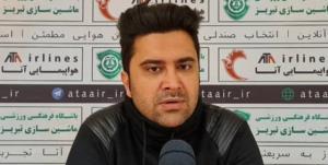 اخباری: به خاطر تصمیم سازمان لیگ ضرر کردیم