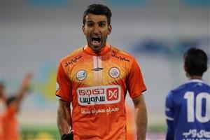 فریاد حسین ماهینی بعد از پیروزی بزرگ