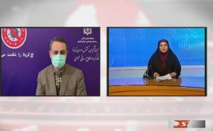 بستری شدن ۳۴ بیمار جدید با علائم کرونا در استان قزوین