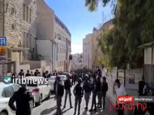 درگیری مخالفان محدودیت های کرونایی در فلسطین اشغالی با پلیس رژیم صهیونیستی