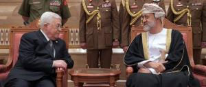 حمایت مجدد سلطان عمان از استقلال فلسطین