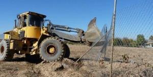 رفع تصرف بیش از ۵۰۰ هکتار اراضی ملی در تربت جام