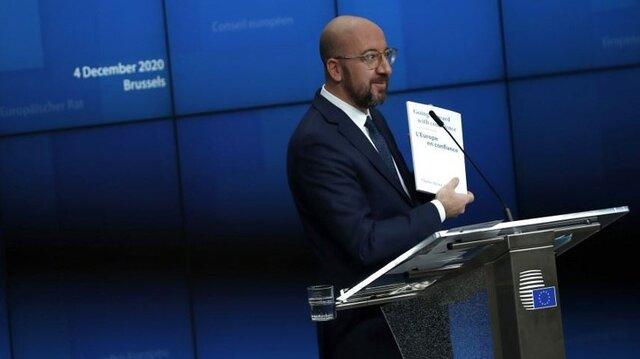 حسادت شورای اروپا به ترامپ