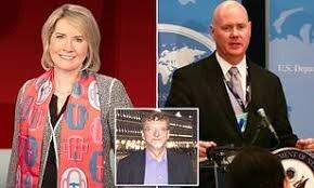 بایدن رؤسای ۳ شبکه بینالمللی آمریکا را اخراج کرد