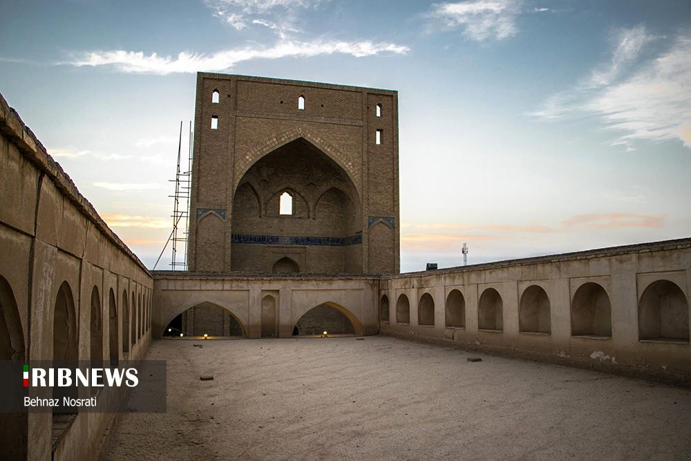 کهنترین بنای تاریخی شهر سمنان