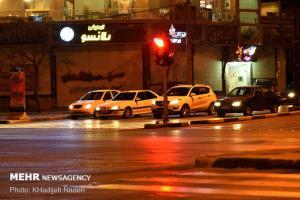 محدودیتهای شبانه تهران همچنان پا برجاست