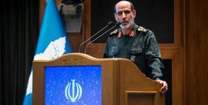 سردار سپهر: تمام دنیا نگاهش مقابله با انقلاب اسلامی است