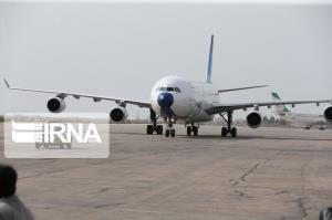 پروازهای فرودگاه ایلام ۱۵ درصد افزایش یافت