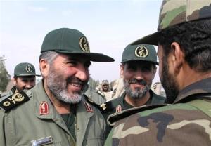 ویدئویی از  برخورد شهید احمد کاظمی با سربازان