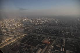 اعلام هشدار زرد آلودگی هوا در خوزستان