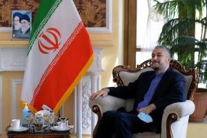 واکنش امیرعبداللهیان به اخبار ملاقاتهای خارجی با مقامات مجلس