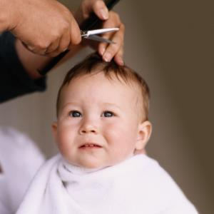 با تراشیدن، موی سر بچه پرپشت می شود؟