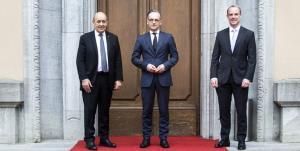 تروئیکای اروپایی، نگران امنیت عربستان شد
