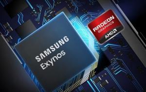 تراشههای اگزینوس دارای پردازنده گرافیکی AMD زودتر از انتظار عرضه میشوند