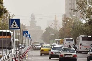 هوای کلانشهر مشهد تا پایان هفته ناسالم است