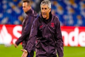 سرمربی سابق بارسلونا، گزینه هدایت تیم چینی