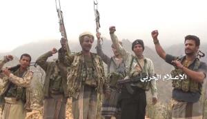 قطار رزمندگان یمنی بر روی ریل پیروزی