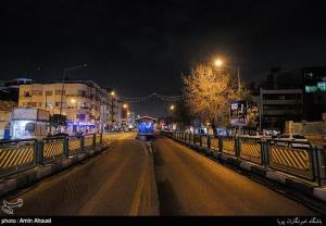 تداوم محدودیت تردد شبانه در شهرستانهای آبی اردبیل
