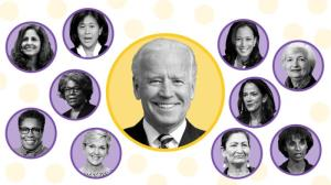کابینه بایدن، رکورد دار وزرای زن در آمریکا